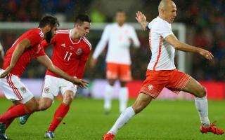 Ledley: Robben one of world's best wingers