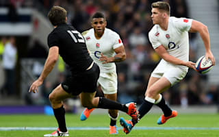 No meeting between England and All Blacks in 2017