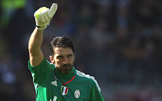 Torino 1 Juventus 4: Buffon sets Serie A record in derby win