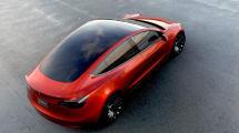 El Tesla Model 3 ya se deja ver en vídeo y en plena acción