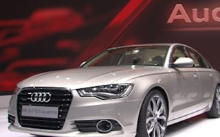 Video at Geneva: Audi takes the fight to BMW with the new A6
