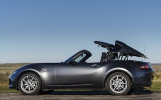 First Drive: Mazda MX-5 RF