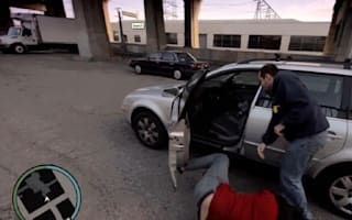 Video: What if GTA carjacking victims got revenge?
