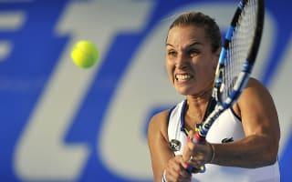Cibulkova, Stephens to meet in Abierto Mexicano final