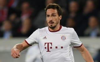Bayern Defeat came at a good time - Hummels