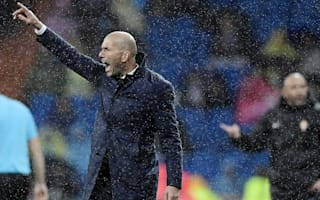 Real Madrid lacked a bit of everything - Zidane