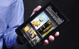 Kindle Fire sales to hit 5m this quarter
