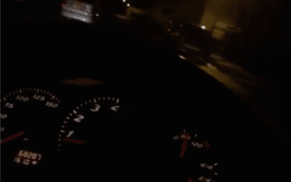 Bungling burglar films himself before crashing stolen car
