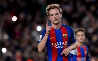 Rakitic returns to Barcelona squad amid City rumours