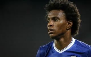 Chelsea grant Willian compassionate leave