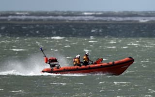 Man dies and one injured after dinghy capsizes 300 yards off Southend coast
