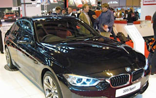 Video: Latest BMW 3-Series makes its UK debut at Autosport