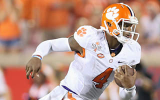 Clemson QB Watson declares 'it's my time to go' to NFL