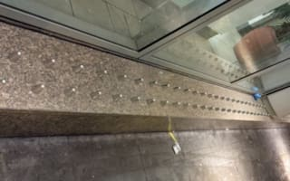 Selfridges in row over anti-homeless spikes