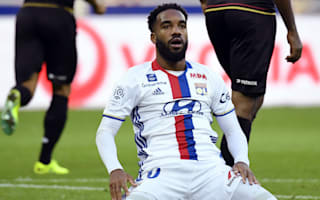Lacazette can prove his Champions League quality - Genesio