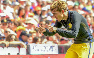 Griezmann vows to win 'may more titles' after player of the month prize