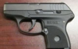 Woman caught trying to take loaded gun onto flight