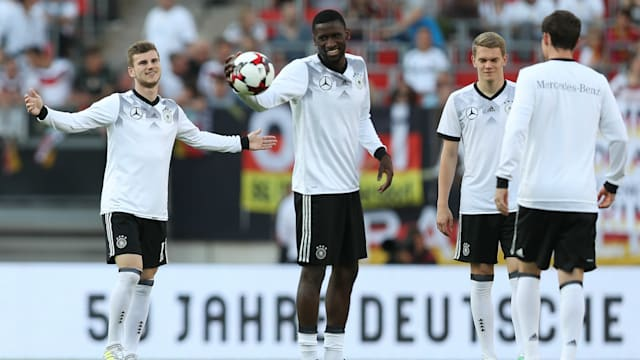 Germany vs Australia Preview: Youthful German squad prepare to face Socceroos test