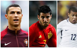 Ronaldo, Morata and Mbappe futures discussed by Del Bosque