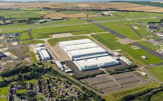 Aston Martin starts work on new factory in Wales