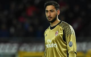 Montella backs Donnarumma for Ballon d'Or