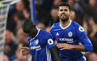 Conte mulls options without Costa and Kante