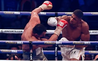 I can knockout anyone - Joshua revels in stunning Klitschko triumph