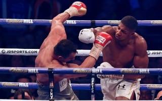 I can knockout anyone - Joshua revels in stunning Klitschko triumph