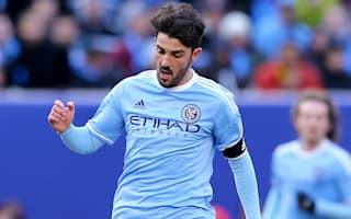 David Villa and NYC eyeing MLS glory