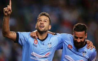 A-League Review: Bobo double fires Sydney FC past Melbourne City