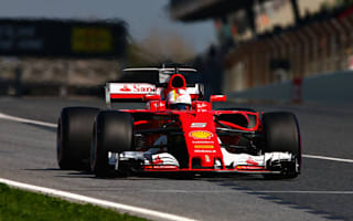 Vettel sets new testing benchmark despite sandbagging suspicions