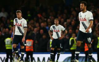 Pochettino proud as Spurs fall short