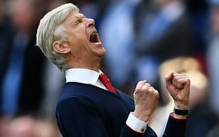 Arsenal have answered the critics, says victorious Wenger