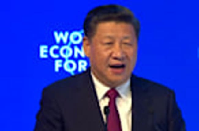 China's Xi: globalisation not to blame