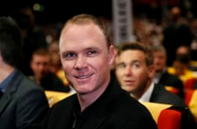 Chris Froome veut son Tour de France