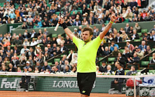 Wawrinka finds his groove, Murray suffers another scare