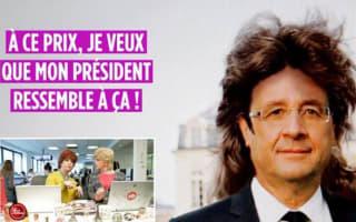 'Shampoo socialist' Hollande mocked for £99,000 hairdressing bill
