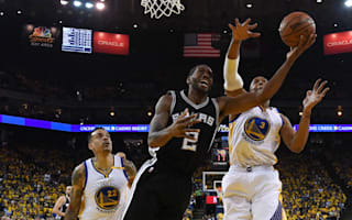 Spurs' Leonard ruled out of game two against Warriors