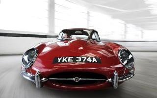 Jaguar E-Type named the greatest car of all time