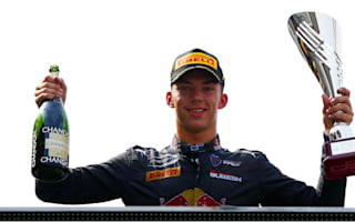 Gasly to replace Kvyat claim 'absolute rubbish'