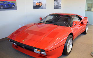 Amazing Ferrari 288 GTO goes on sale in Boston