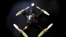 Un drone de 800 gramos consigue el récord del mundo en velocidad