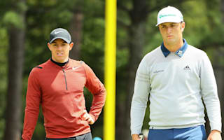 McIlroy's Augusta recovery can be a crucial learning curve for rookie Rahm