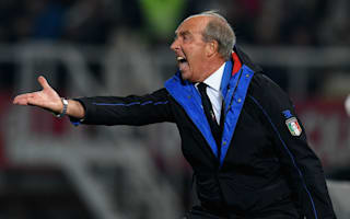 Ventura puts scrappy Italy showing down to inexperience