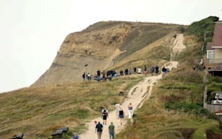 Broadchurch beach invaded by doggers
