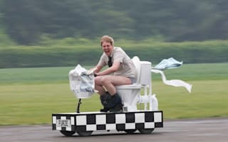 Holy Crapper! Plumber creates the world's fastest toilet