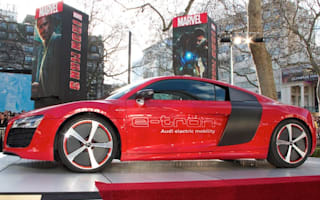 Audi R8 e-tron coming to street near you soon