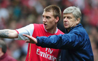 Wenger surprised by Forest signing Bendtner
