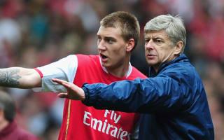 Wenger surprised by Forest signing Bendtner