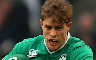 Ireland's Trimble to miss Six Nations run-in